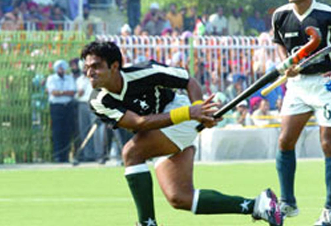 Field Hockey, the National sport of Pakistan.